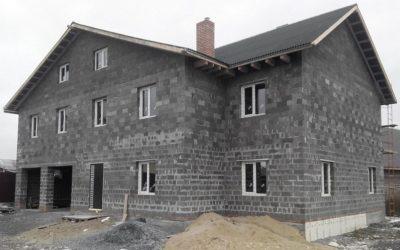 Дом из арболитовых блоков плюсы и минусы