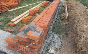 Строительство кирпичных домов – особенности возведения