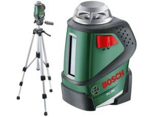 Лазерные нивелиры: разновидности и цены, характеристики Bosch и ADA