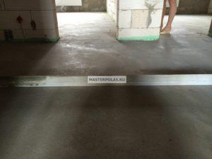Стоимость бетонной стяжки пола за м2