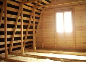 Как построить второй этаж своими руками в старом доме