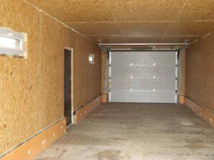 Отделка гаража своими руками — внутри и снаружи