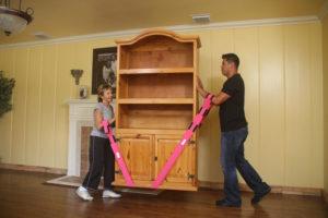 Как передвинуть тяжелую мебель – дедовские и современные методы