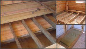 Укладка деревянного пола: правила и обустройство своими руками