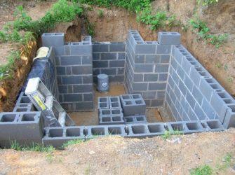 Строительство погреба своими руками пошагово