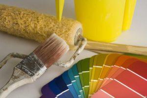 Как покрасить стены в квартире – инструменты, материалы и порядок работ