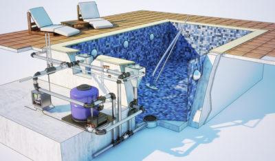 Нормы проектирования и строительства бассейнов