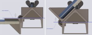 Листогиб своими руками – доступные решения для деформации