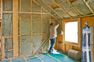 Утепление каркасного дома – как самостоятельно защитить жилище
