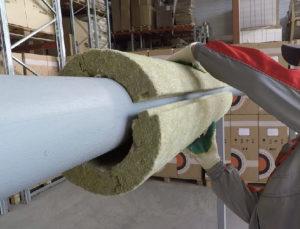 Теплоизоляция для труб водоснабжения – подбираем