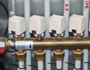 Методы регулировки температуры водяного теплого пола