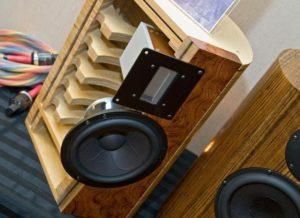 Виды акустических систем, потолочных динамиков и колонок