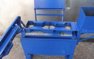 Изготовление станка для производства тротуарной плитки своими руками