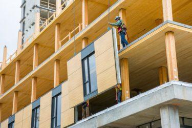 Новые технологии в строительстве многоэтажных домов