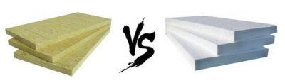 Какой утеплитель лучше пенопласт или пенополистирол?