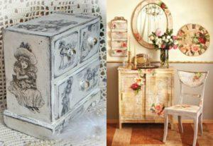 Реставрация и ремонт мебели – преображение старой рухляди в современный шик