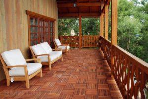 Напольные покрытия для дачи и дома