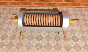 Теплообменники для отопления своими руками