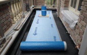 Гидроизоляция балкона и необходимые материалы