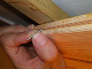 Как правильно крепить вагонку на потолок и видео отделки