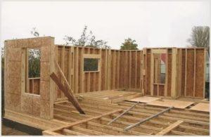 Каркасно-щитовые дома – построим уютное жилище