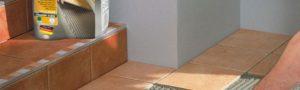 Толщина напольной плитки с клеем – рассчитываем самостоятельно