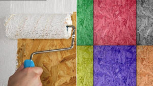 Чем покрасить ОСБ плиту – надежная отделка внутри и снаружи дома