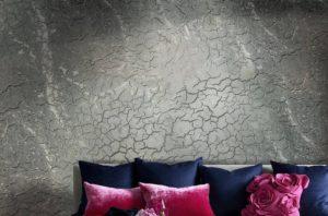 Фактурная краска для стен – уникальный дизайн любых помещений