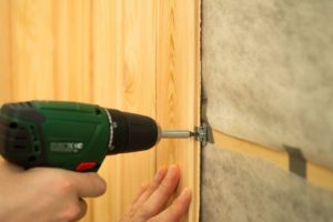 Как крепить вагонку к стене – инструменты и порядок работ