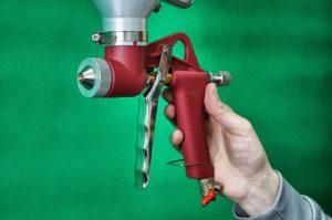 Картушный пистолет для штукатурки — надежное и эффективное