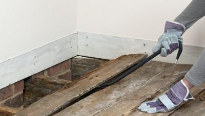 Чем можно заменить стяжку пола в квартире?