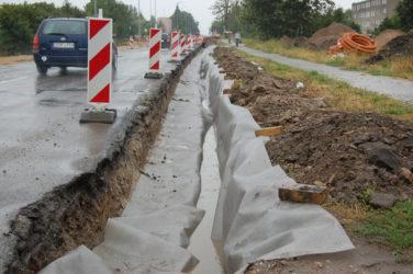 Дренаж в дорожном строительстве